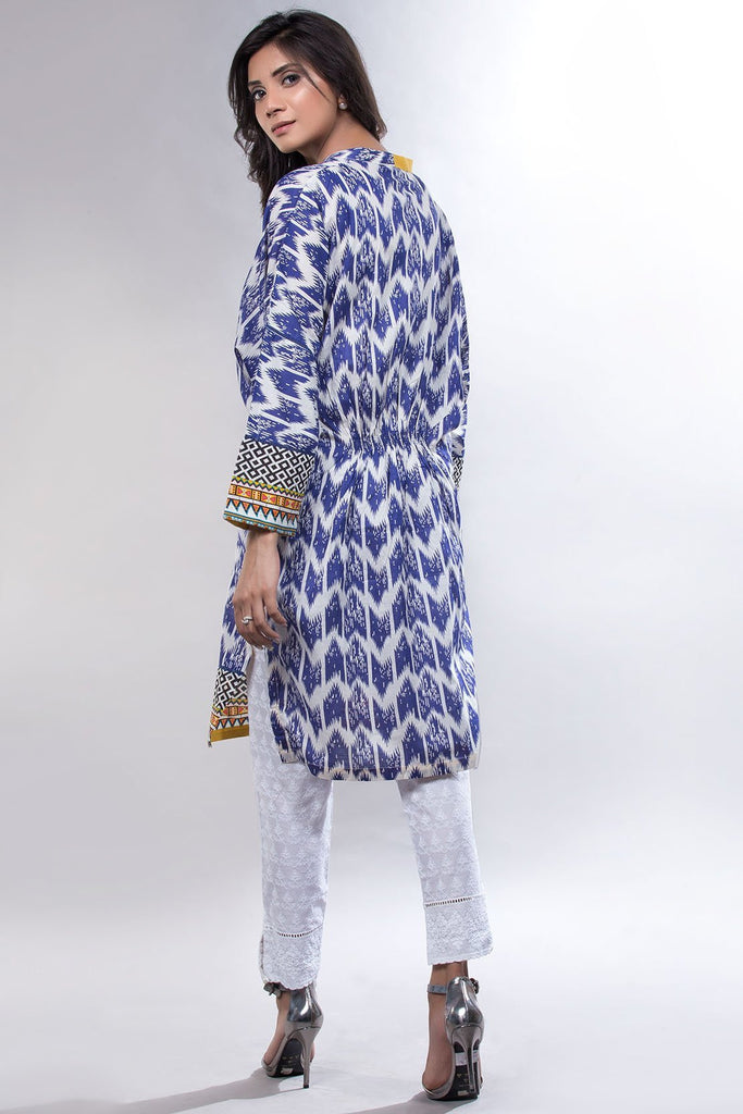 Warda Designer Collection - BOLD Single Shirt Lawn Print LS18239