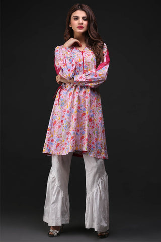 Warda Designer Collection - Single Shirt Lawn Print 1308059
