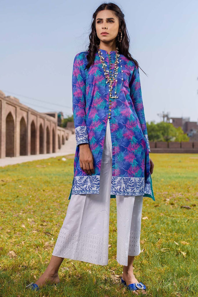 Warda Designer Collection - Single Shirt Lawn Print 1308548