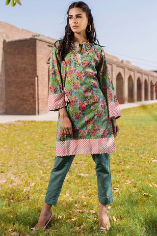 Warda Designer Collection - Single Shirt Lawn Print 1308547
