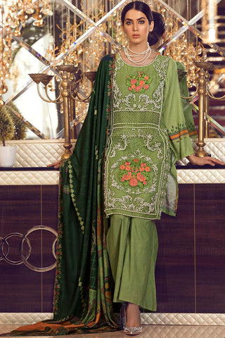 Verdant Hem 3818967 - Premium - Warda Designer Collection