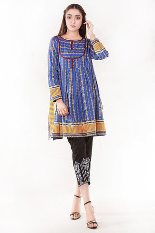 Stitched Single Shirt Khaddar Print LW18635