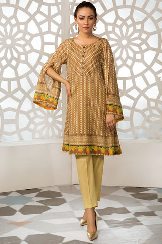 Warda Designer Collection - Single Shirt Lawn Print 2.5 Meters 139305A