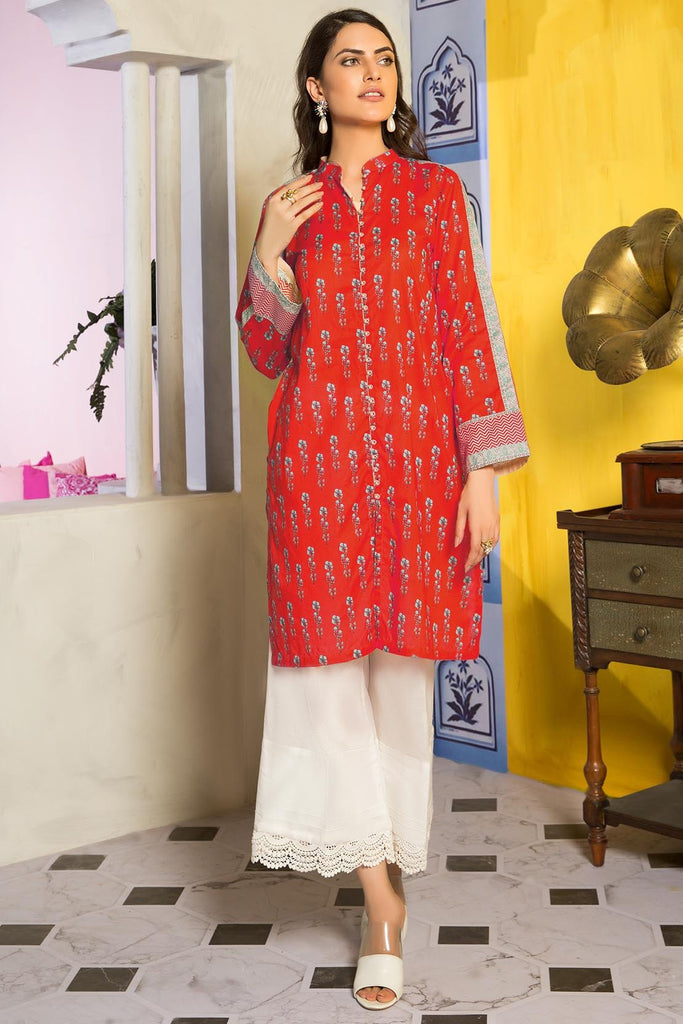 Warda Designer Collection - Single Shirt Lawn Print 1309463