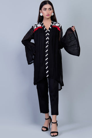 Warda Designer Collection - Stitched Formal Shirt with Inner LPS1862