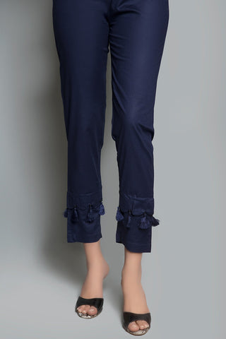 Warda Designer Collection - Dyed Trouser Solid LS19050