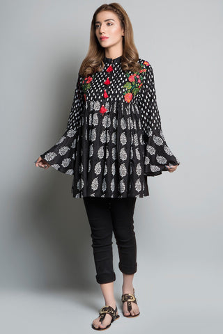 Fusion Top Print Embroidery LS18148