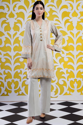Warda Designer Collection - 2PC Lawn Print with Trouser 2559351