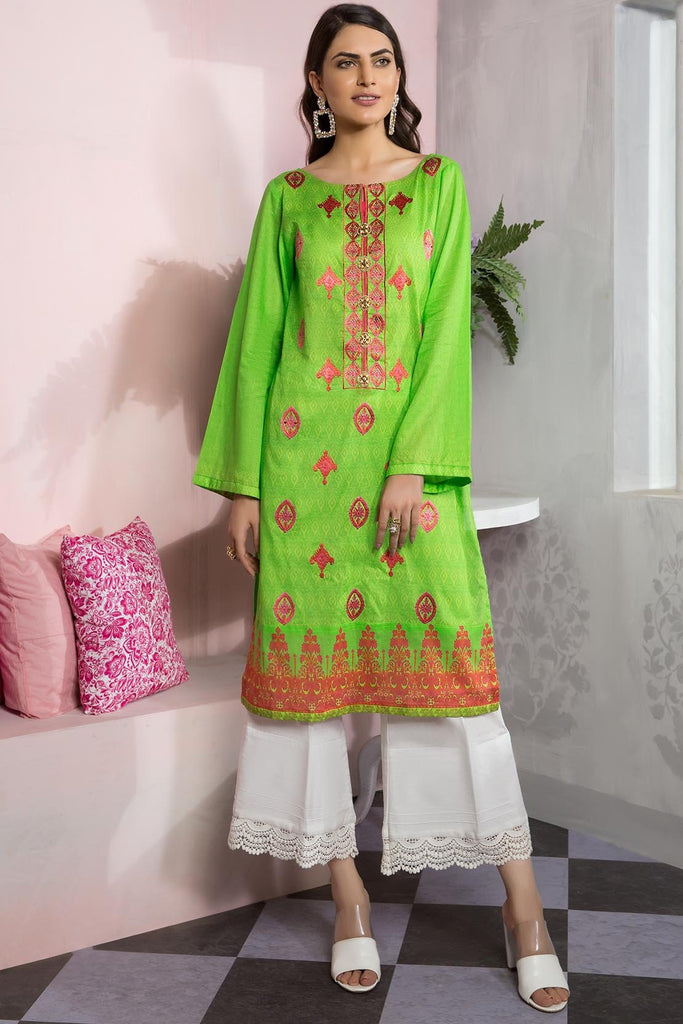 Warda Designer Collection - Single Shirt Lawn Embroidery 139473A