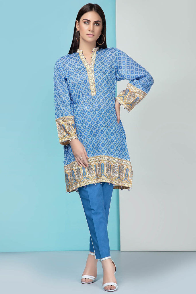 Warda Designer Collection - 2PC Lawn Print with Trouser 5 meters 259008A