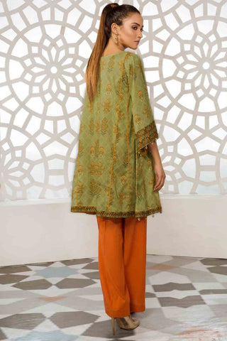 Warda Designer Collection - Single Shirt Lawn Embroidery 139313A