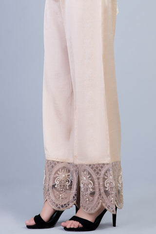Warda Designer Collection - Formal Stitched Embroidered Trouser LPS1911