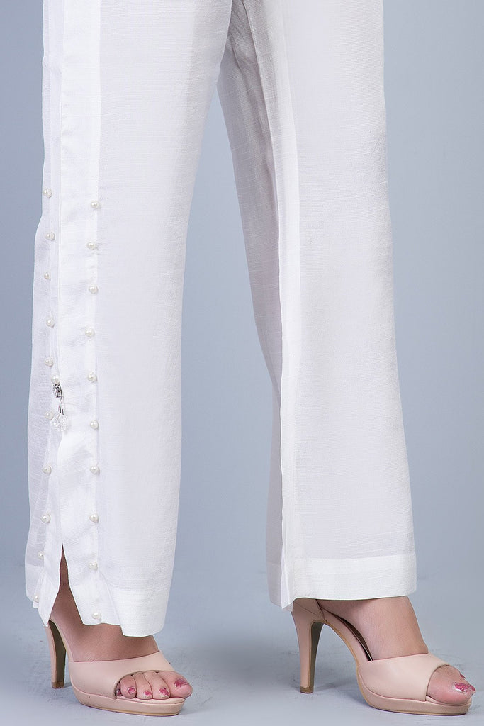 Formal Stitched Trouser LPS1917 - Bottoms - Warda Designer Collection