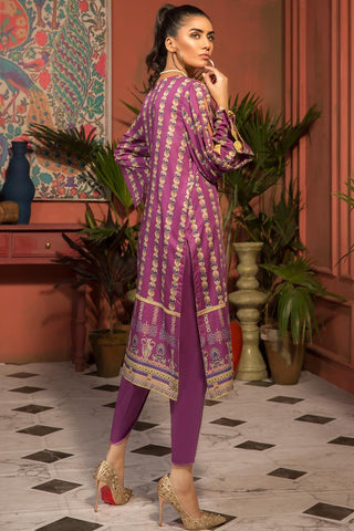 Warda Designer Collection - Single Shirt Lawn Embroidery 2.5 Meters 139132A