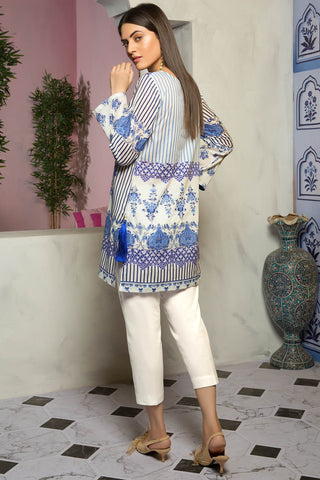 Warda Designer Collection - Single Shirt Lawn Print 1309466