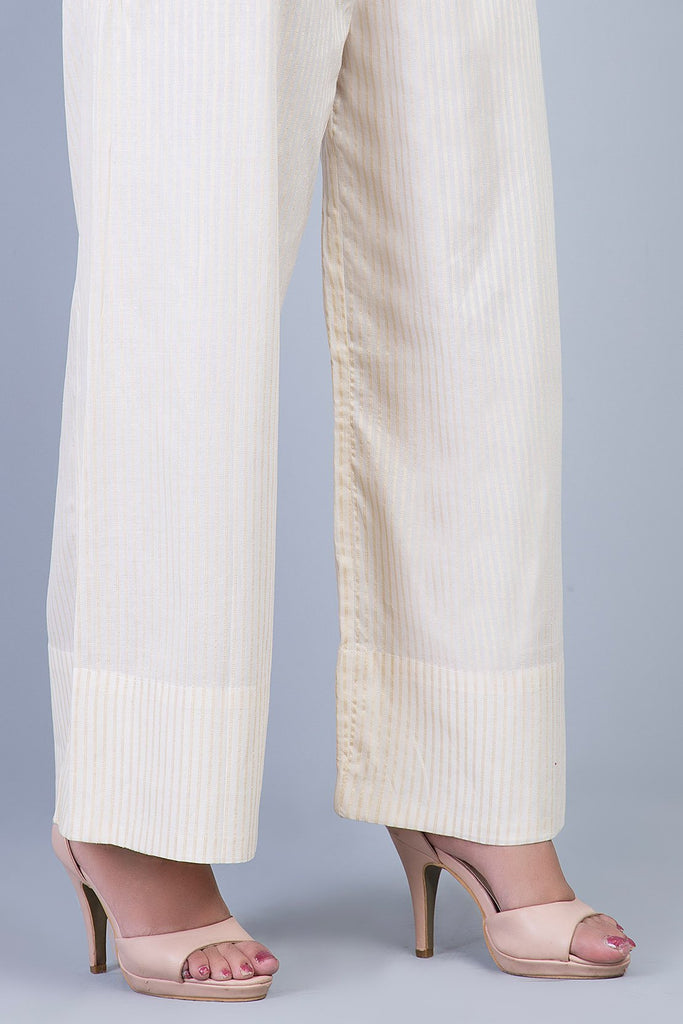 Warda Designer Collection - Dyed Trouser (Simple) LS19144