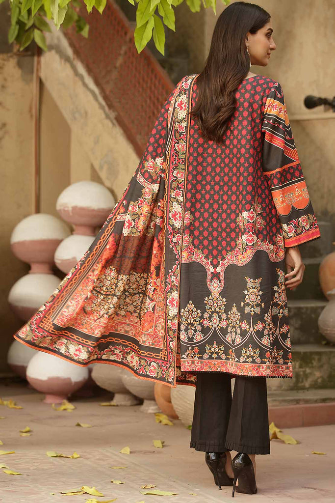 3PC Silk Karandi Embroidery 3820918