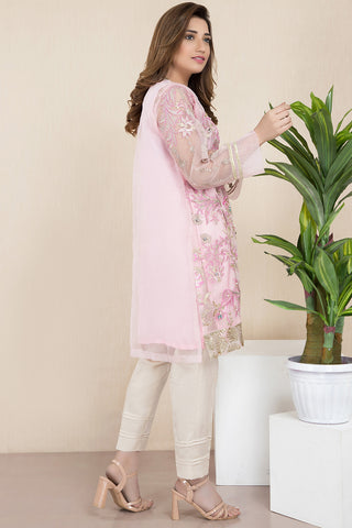 Warda Designer Collection - Formal Stitched 2PC with Inner and Dupatta LPS1935