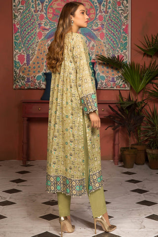 Single Shirt Lawn Embroidery 2.5 Meters 139133A