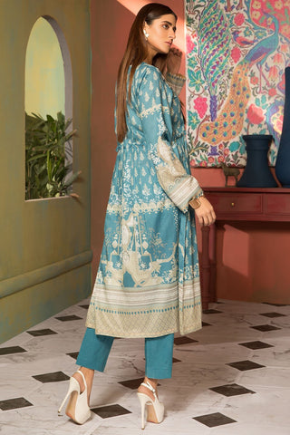 Warda Designer Collection - Single Shirt Lawn Print 139119A