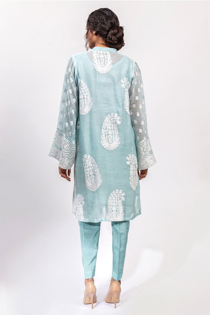 Stitched Formal Shirt with Inner LPS1861 - Pret - Warda Designer Collection