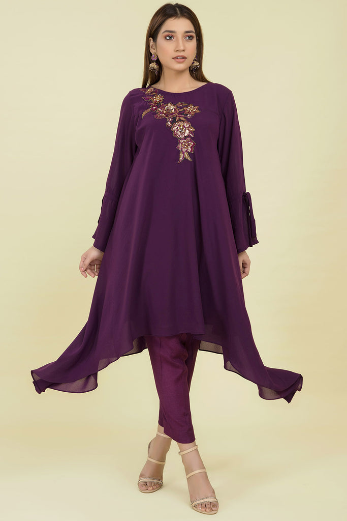 Embroidered Shirt with Inner LPS2032