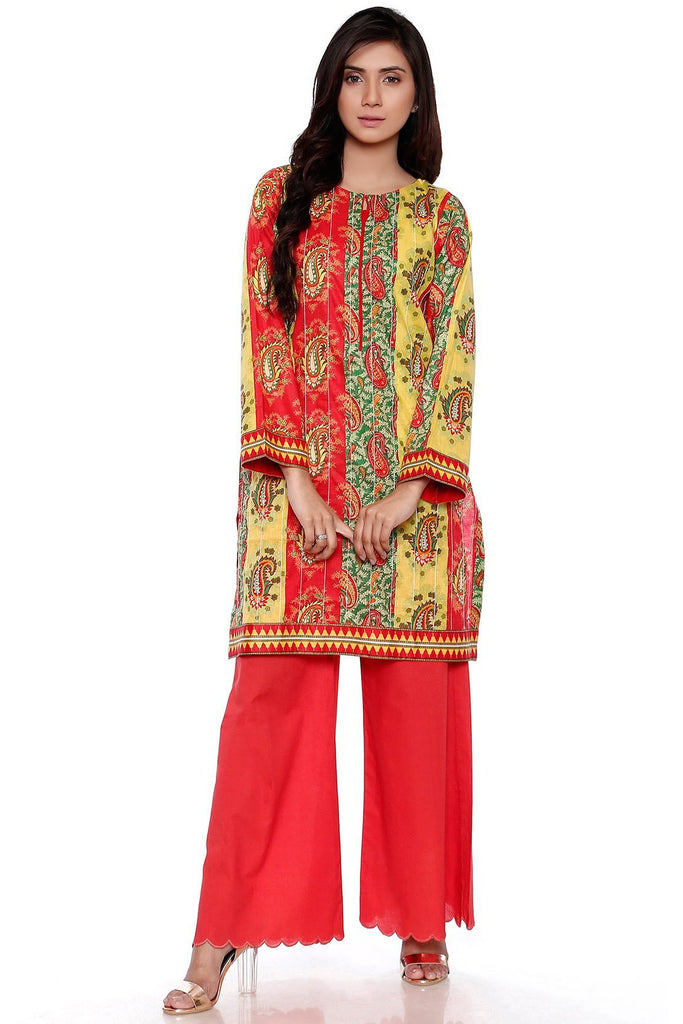 Warda Designer Collection - Single Shirt Lawn Print LS17292