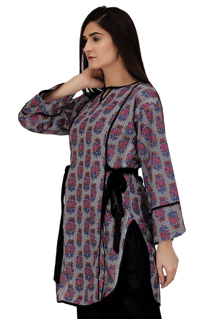 Warda Designer Collection - Single Shirt Lawn Print LS17296