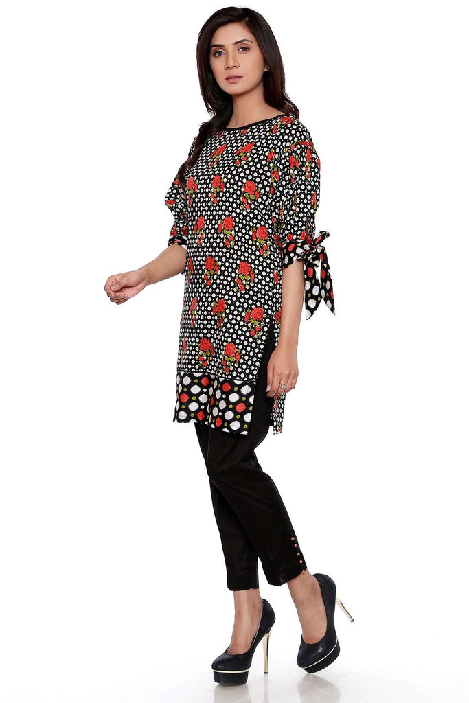 Warda Designer Collection - Single Shirt Lawn Print LS17298