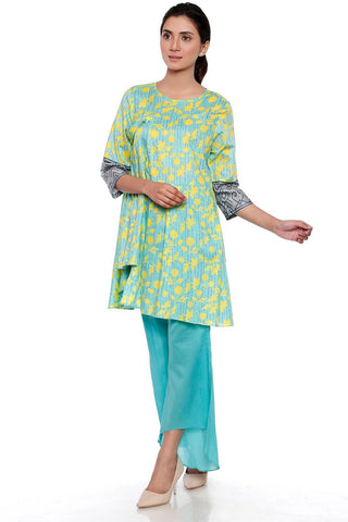 Warda Designer Collection - BOLD Single Shirt Lawn Print LS18025