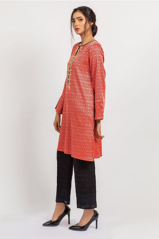 Warda Designer Collection - Single Shirt Solid Jacquard LS18194
