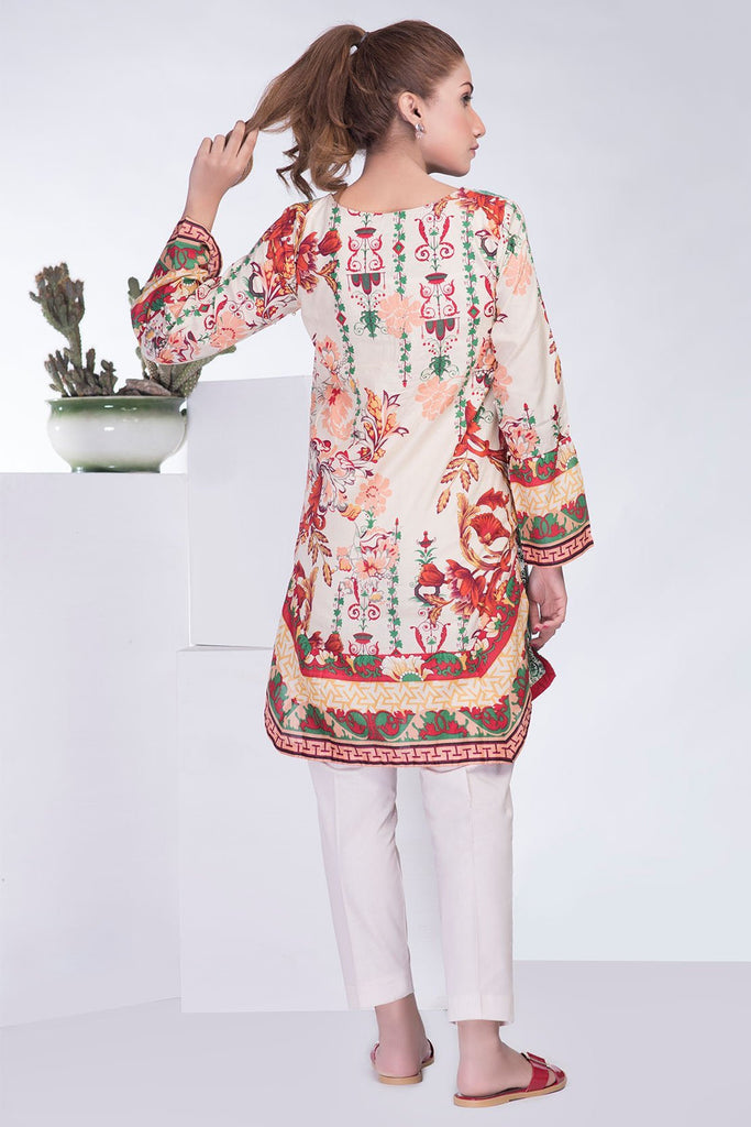Pret - 3PC Chiffon Lawn Chikan Kari LS18200 - Warda Designer Collection