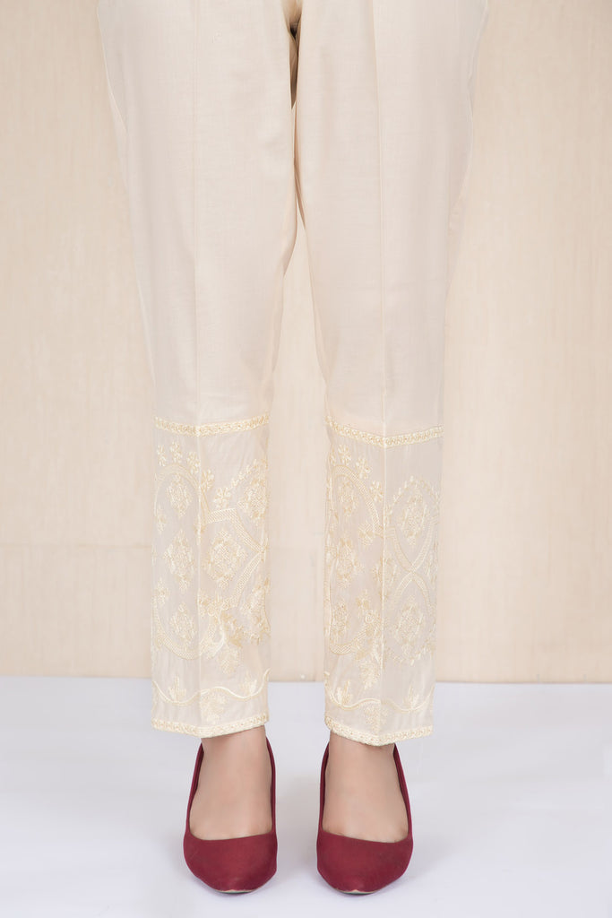 Embroidered Trouser LS19253