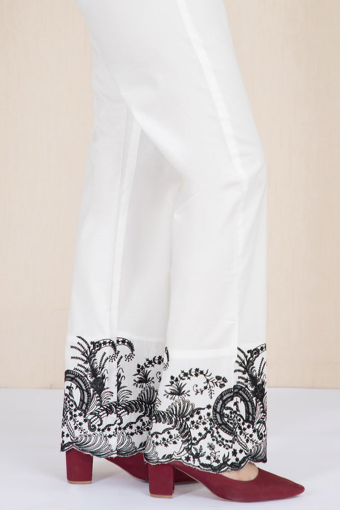 Embroidered Trouser LS20035