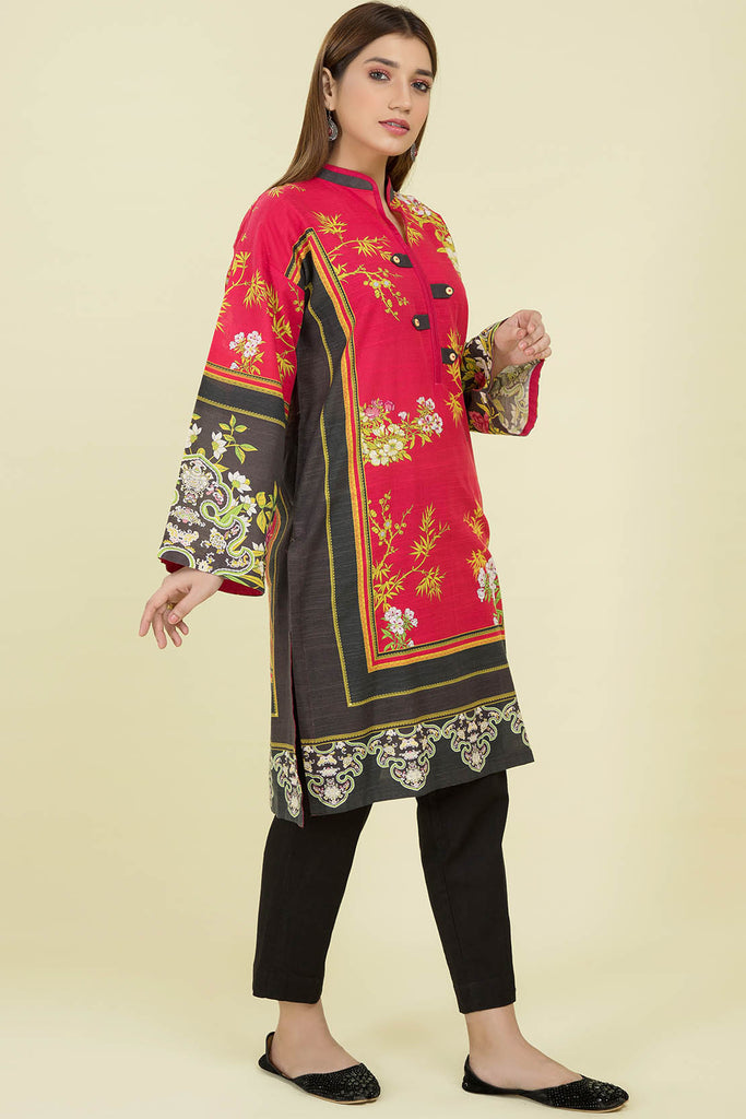 Single Shirt Khaddar Print LW20562
