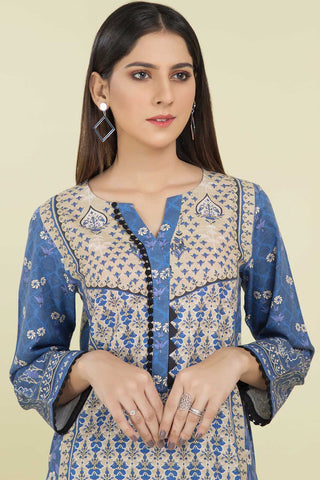 Single Shirt Khaddar Print LW20571