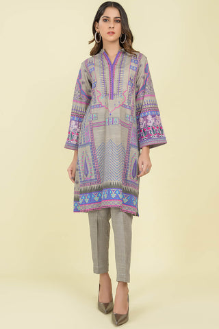 Single Shirt Khaddar Embroidery LW20623