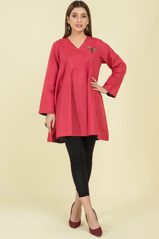 Single Shirt Solid Khaddar LW20629