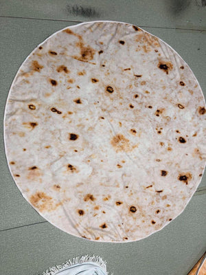 Tortilla Beach Towel