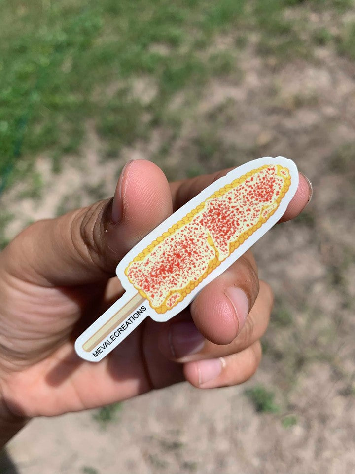 STICKER Elote