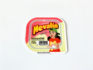 STICKER Mevalin