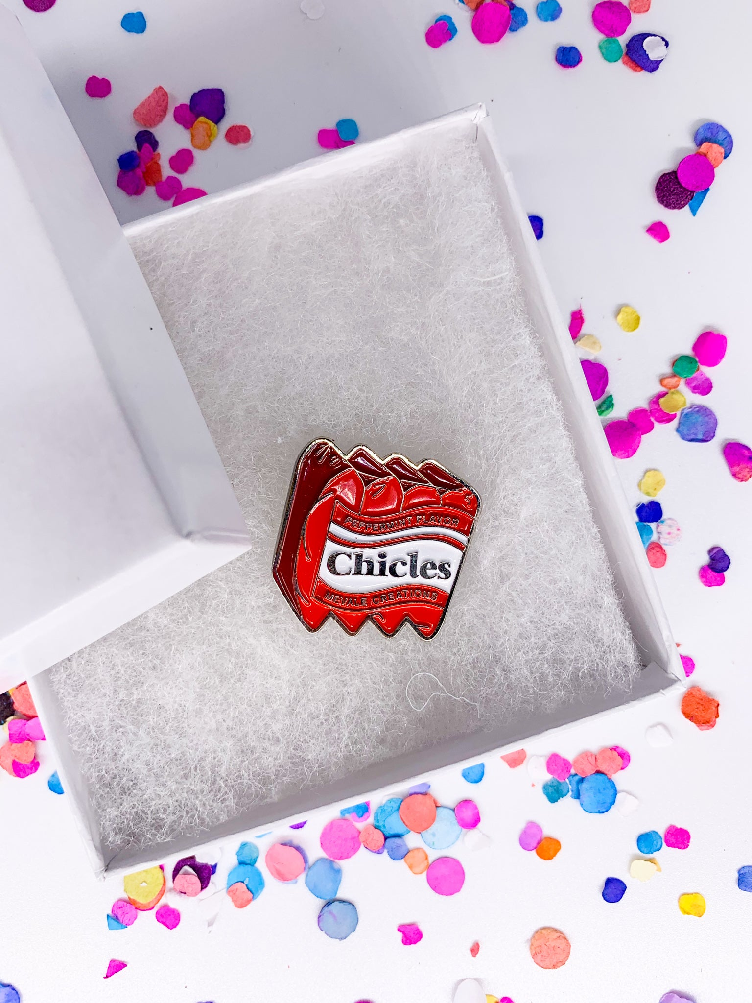 Red Chicles PIN