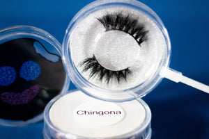 """CHINGONA"" Paleta Lashes"