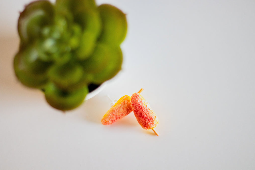 Handmade Elote Earrings stud