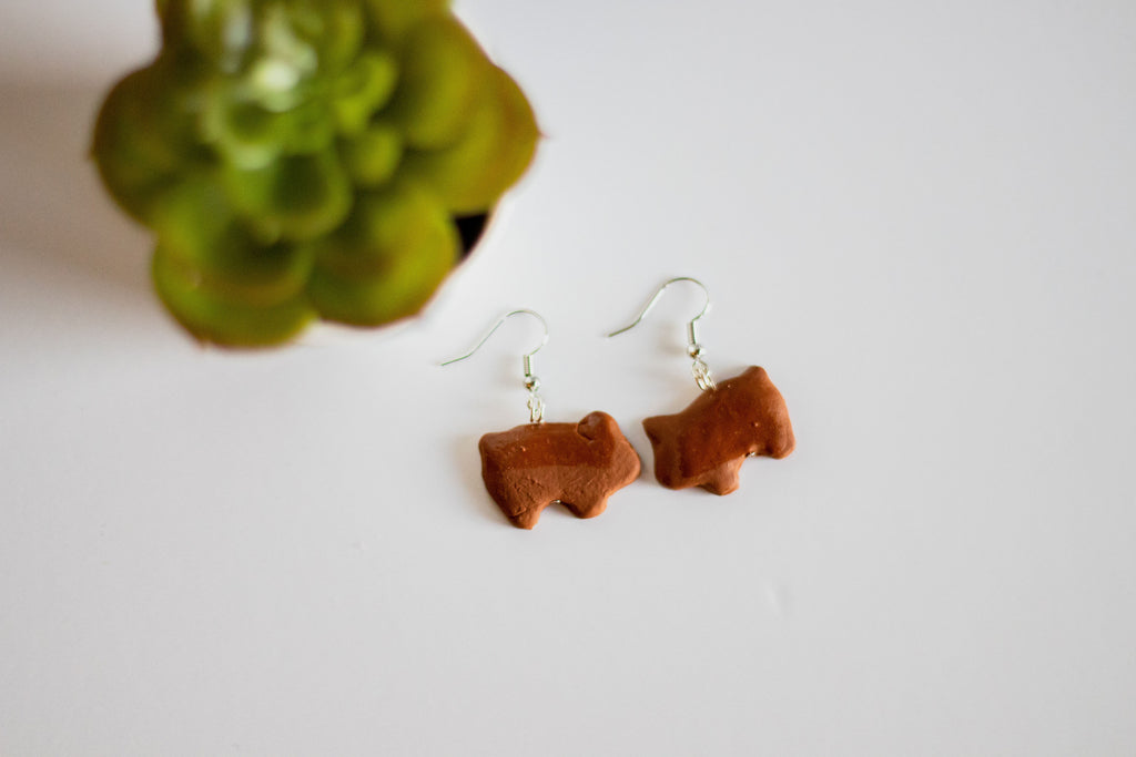 Handmade Marranitos Earrings