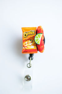 REEL Hot Cheeto w/Lime