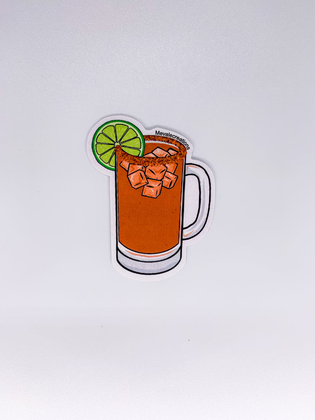 STICKER Michelada