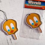 Yellow Bird Air Freshener