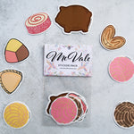 STICKERS Pan Dulce bundle