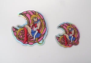 Sailor Moon Concha Power STICKER